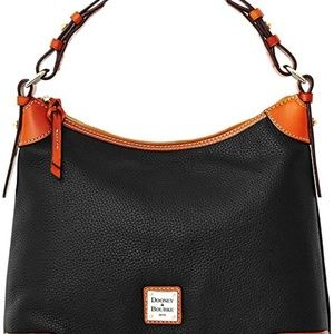 Dooney & Bourke Pebble Grain Hobo Bag Shoulder Bag